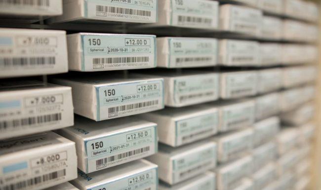 Medikamenten-Lagerung