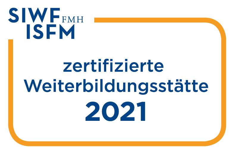 Weiterbildungsstätte Logo